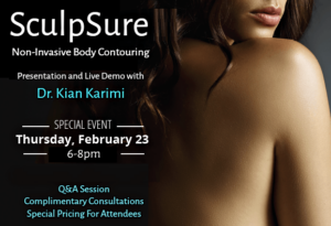 SculpSure in Los Angeles, CA