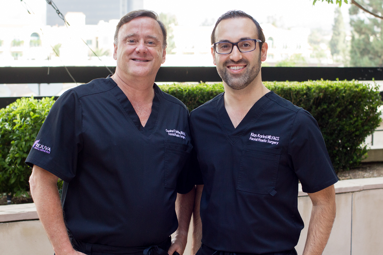 Drs. Griffiths and Karimi