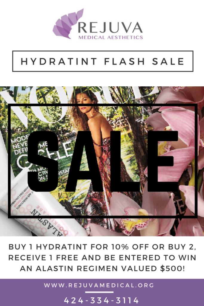 HydraTint Flash Sale